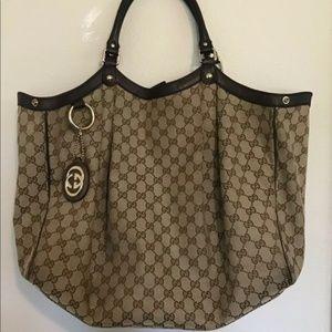 Gucci Large Sukey Bag =)